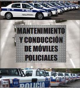 moviles policiales
